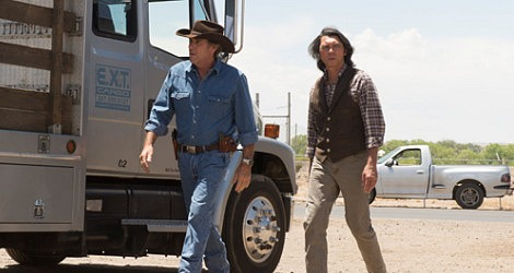 Longmire: Sound and Fury