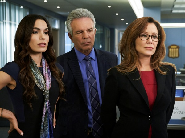 Major Crimes: Under the Influence
