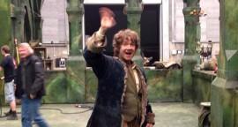 The Hobbit: Martin Freeman as Bilbo Baggins