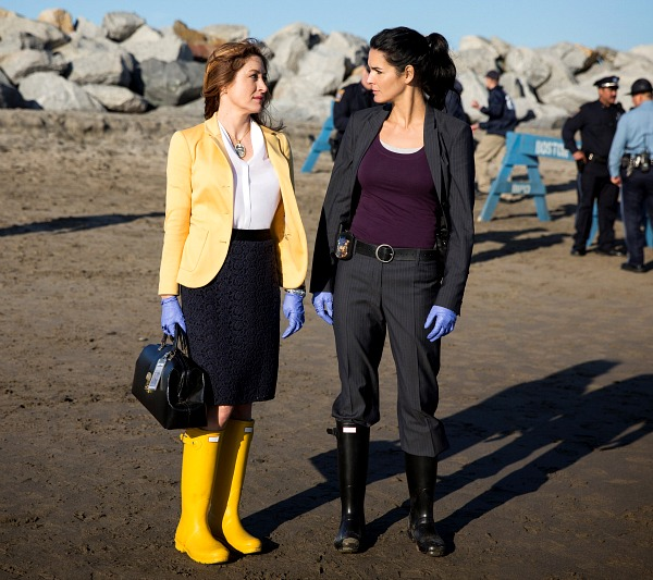 Rizzoli & Isles' Recap: In Over Your Head - Season 4, Episode 2