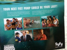 July Giveaway Extravaganza: Sharknado