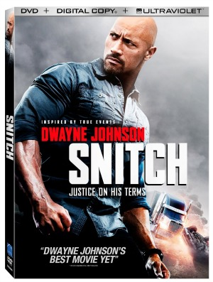 Snitch starring Dwayne Johnson