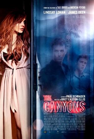 The Canyons: Dina Lohan