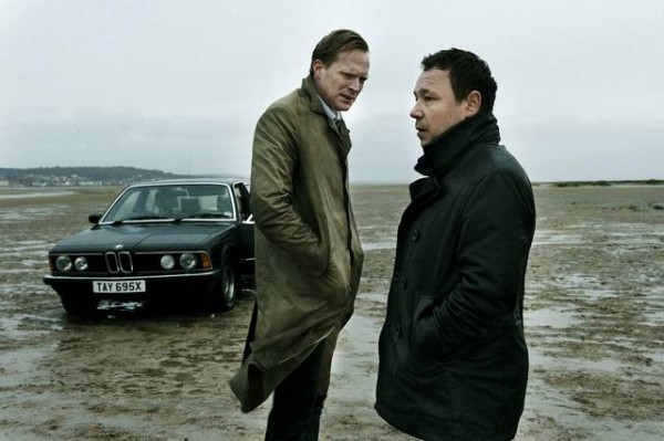 """Paul Bettany and Stephen Graham in """"Blood"""""""