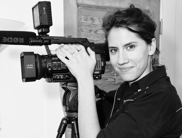 Filmmaker Lily Keber