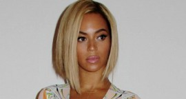 Beyonce's New Bob Hairstyle