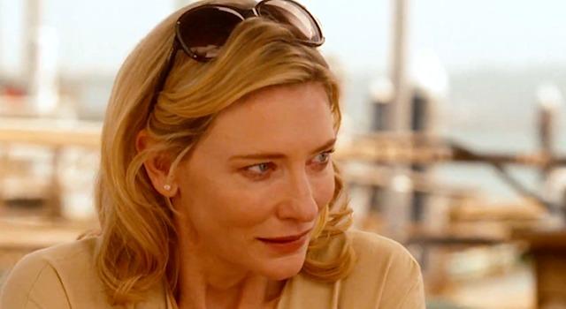 Cate Blanchett in Blue Jasmine