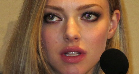 Amanda Seyfried of