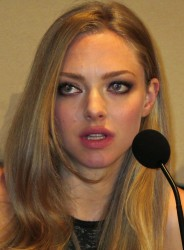 "Amanda Seyfried of ""Lovelace"""