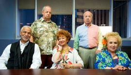 Major Crimes: There's No Place Like Home