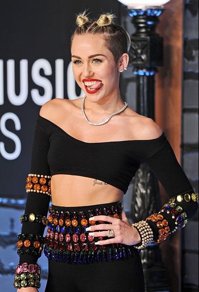 MTV VMA 2013: Miley Cyrus