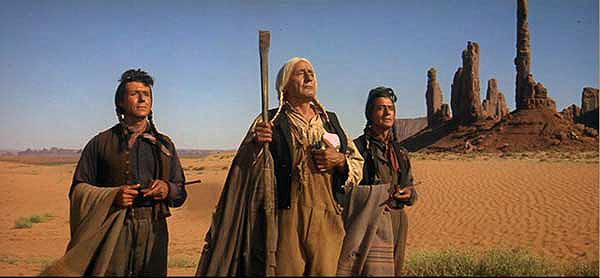 Reel Injuns discusses John Ford Films like Cheyenne Autumn