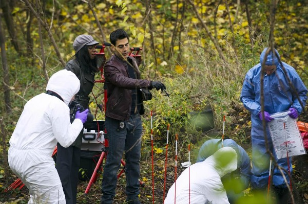 Rookie Blue, Friday the 13th