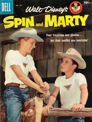 Spin and Marty