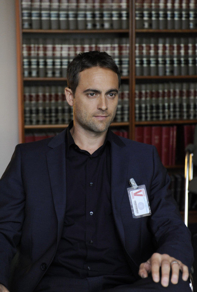 "Stuart Townsend in ""Betrayal"""