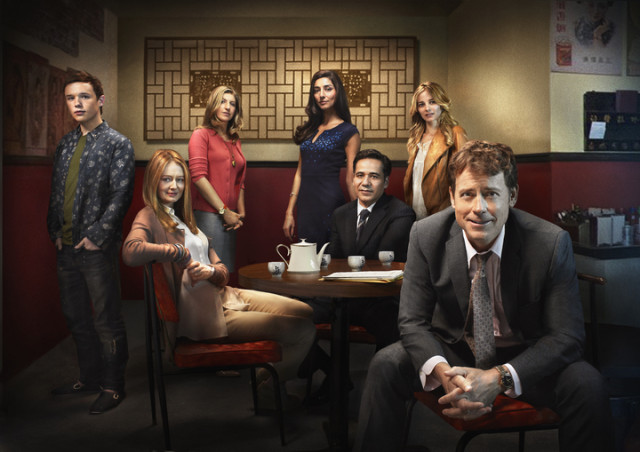 Fall TV 2013: Greg Kinnear and Cast of Rake