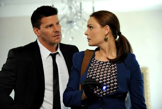 Bones: The Secret in the Proposal