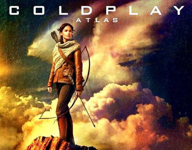 Catching Fire Soundtrack: Atlas by Coldplay