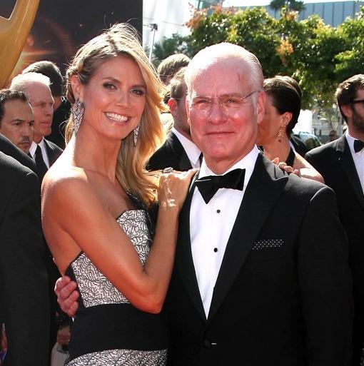 Creative Arts Emmys: Heidi Klum and Tim Gunn