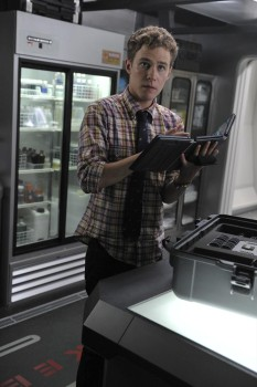 Agents of Shield: IAIN DE CAESTECKER