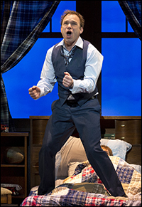 "Broadway: Norbert Leo Butz in ""Big Fish"""