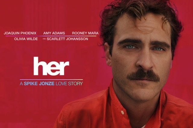 """""""Her"""" film poster"""