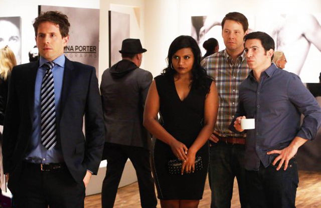 The Mindy Project: Weiner Man