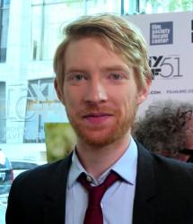 "NYFF 2013: Domhnall Gleeson Talks ""About Time"" | Paula Schwartz"