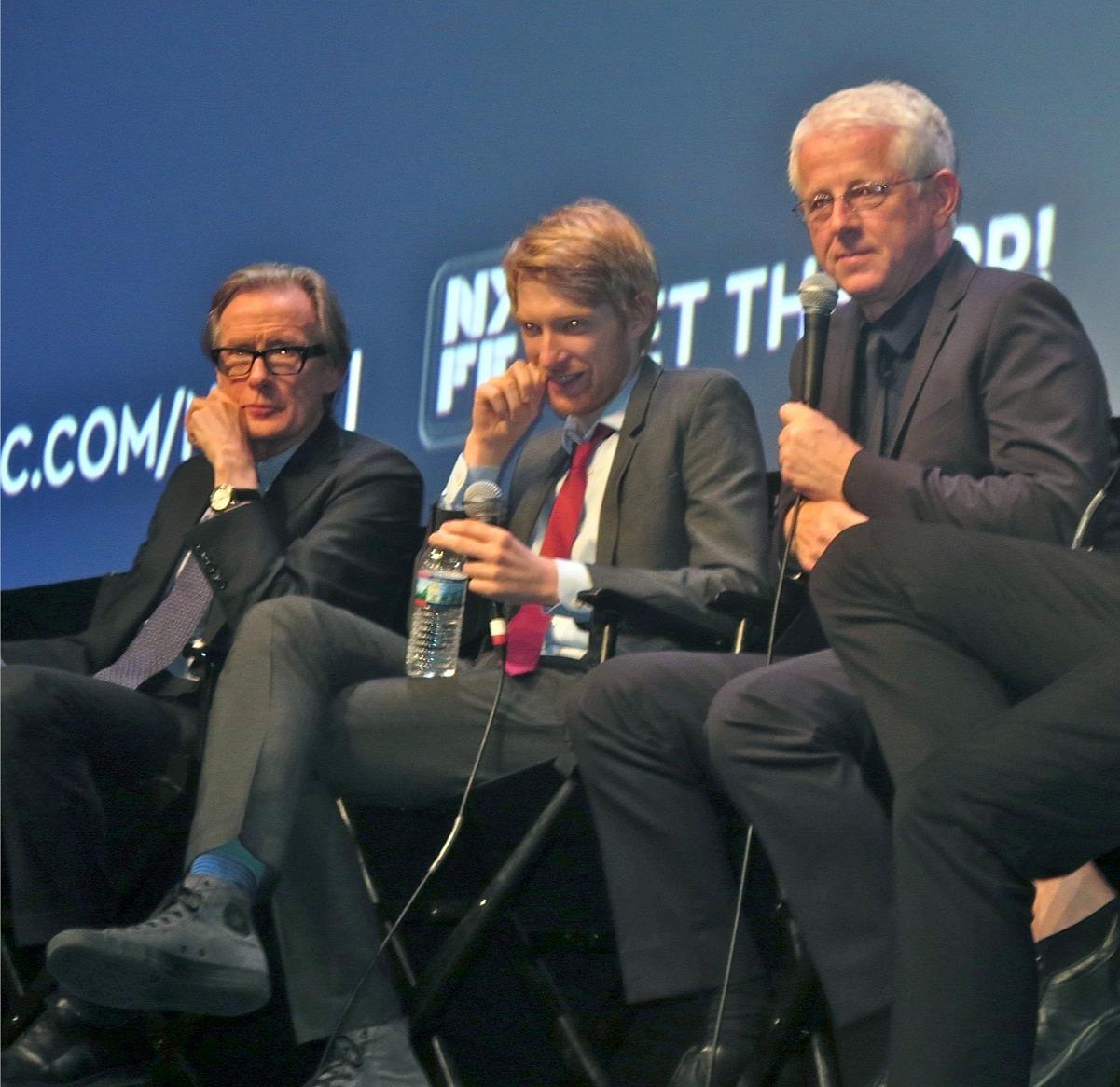NYFF 2013: Bill Nighy Talks