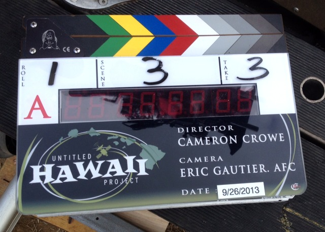 Cameron Crowe: Untitled Hawaii Project