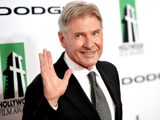 Hollywood Film Awards 2013: Harrison Ford