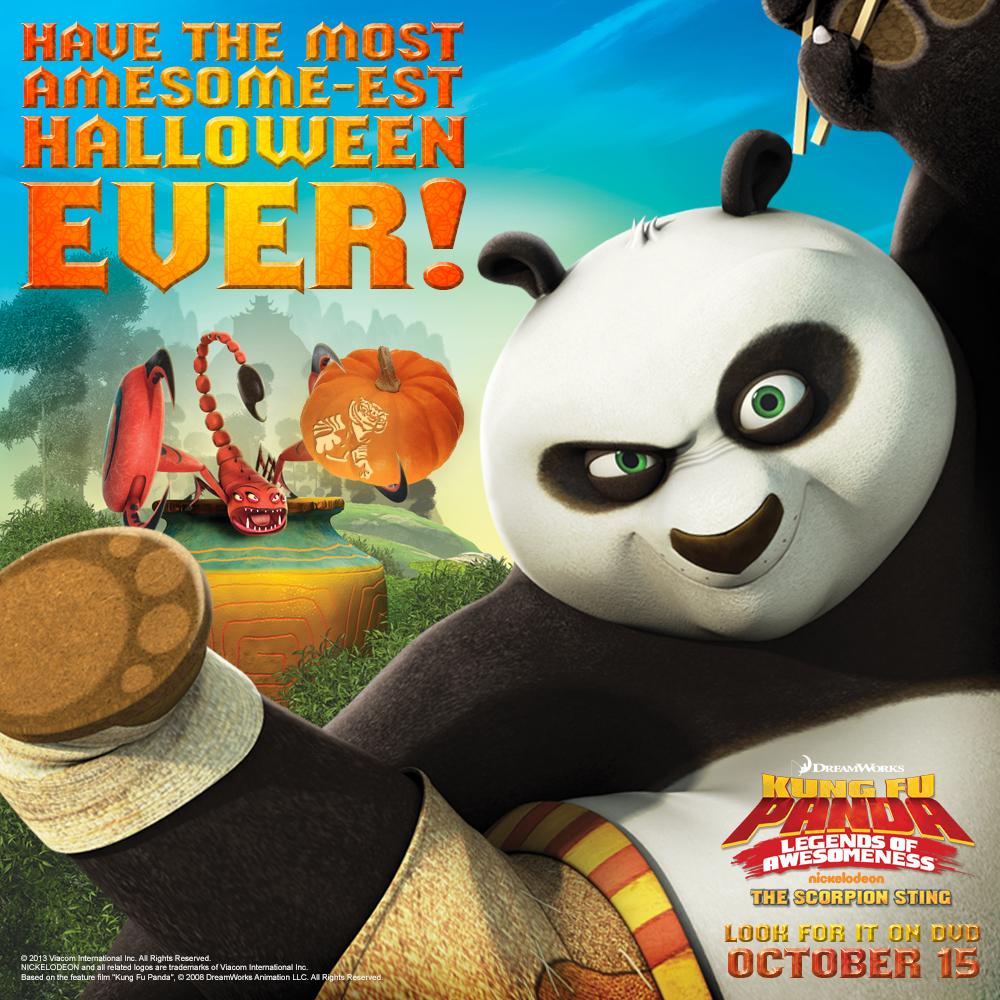 Kung Fu Panda: Legends of Awesomeness Midnight Stranger
