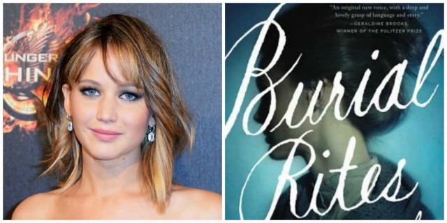 "Jennifer Lawrence, ""Burial Rites"""