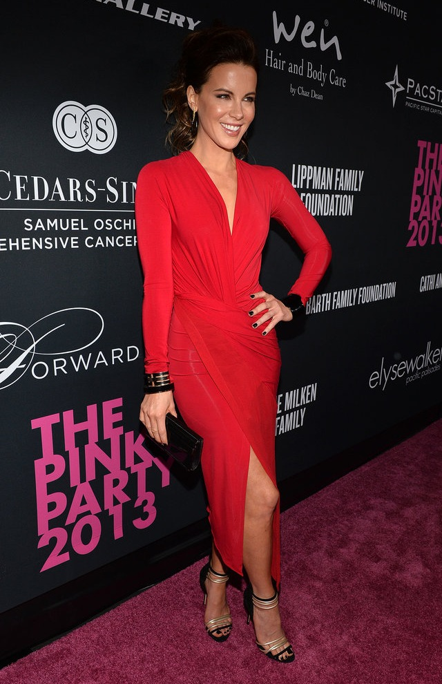 Pink Party 2013: Kate Beckinsale