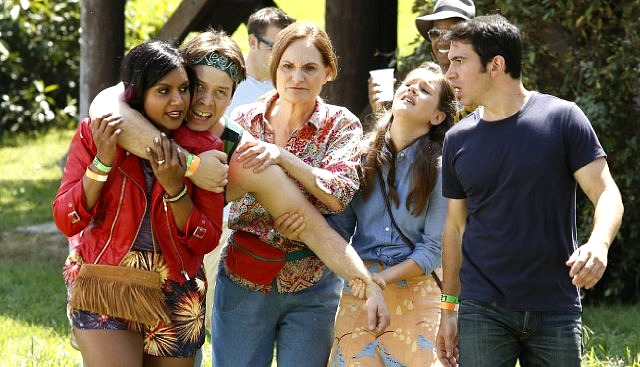The Mindy Project: Music Festival