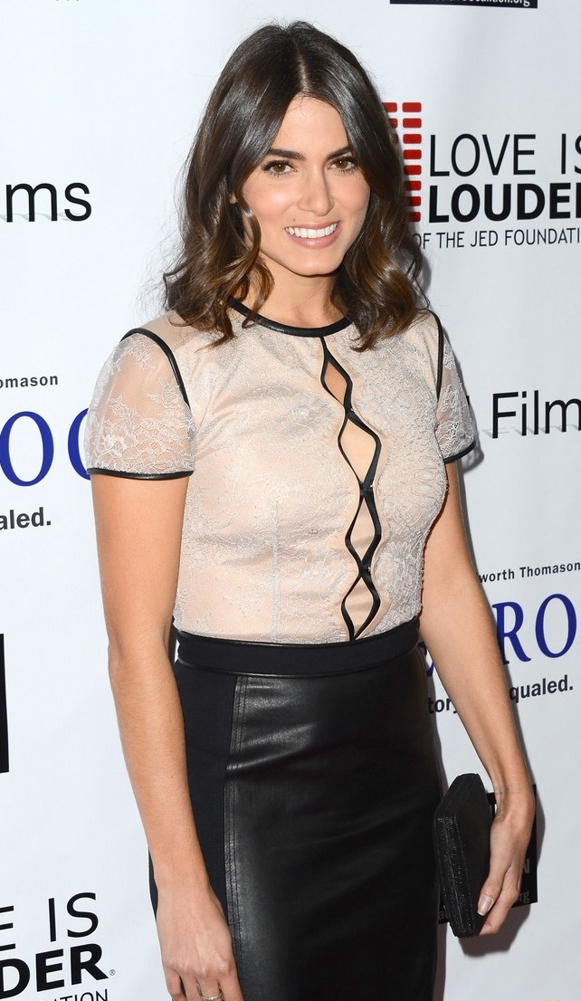 Nikki Reed: Bridegroom Premiere