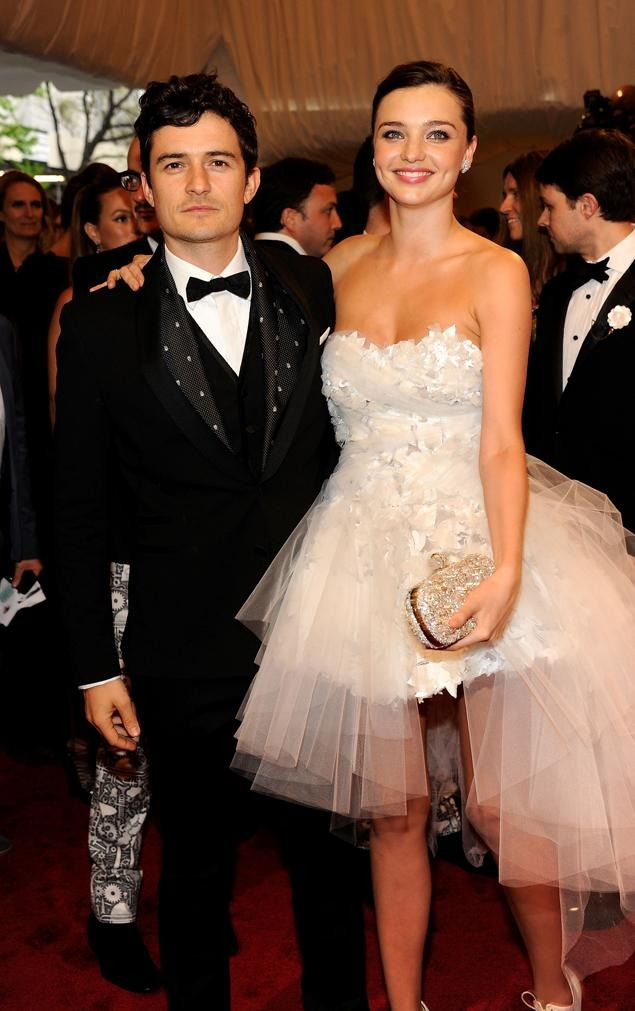 Orlando Bloom And Miranda Kerr Split Reel Life With Jane