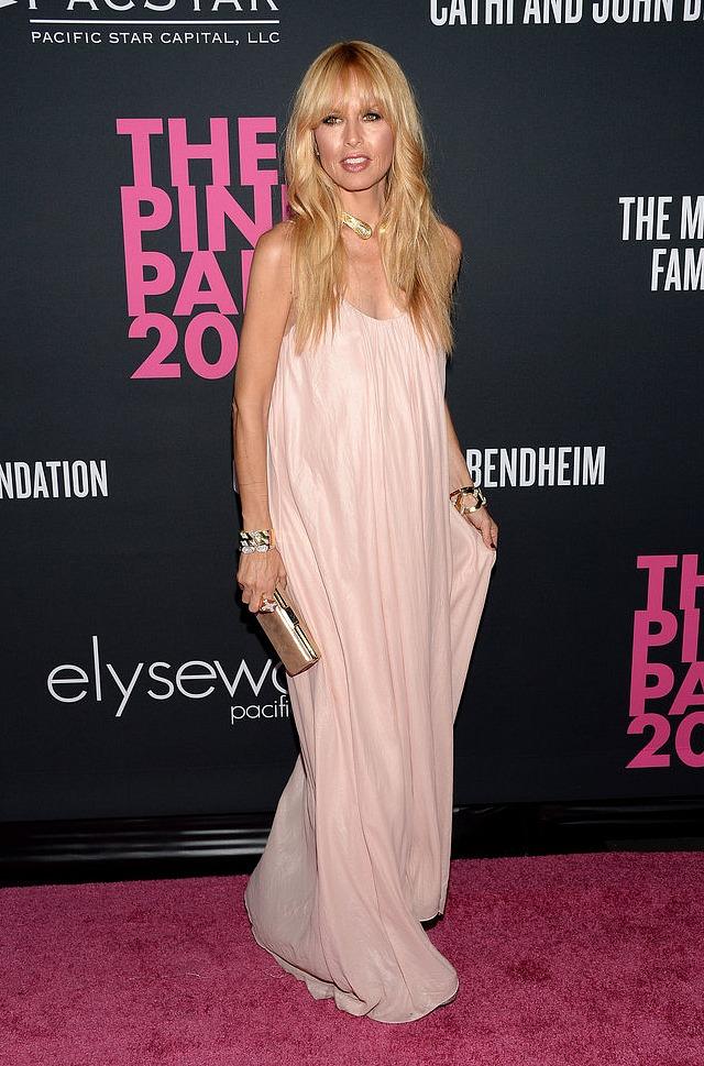 Pink Party 2013: Rachel Zoe
