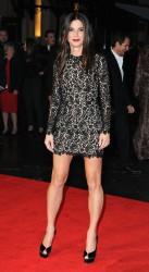 Sandra Bullock, Gravity Premiere in London