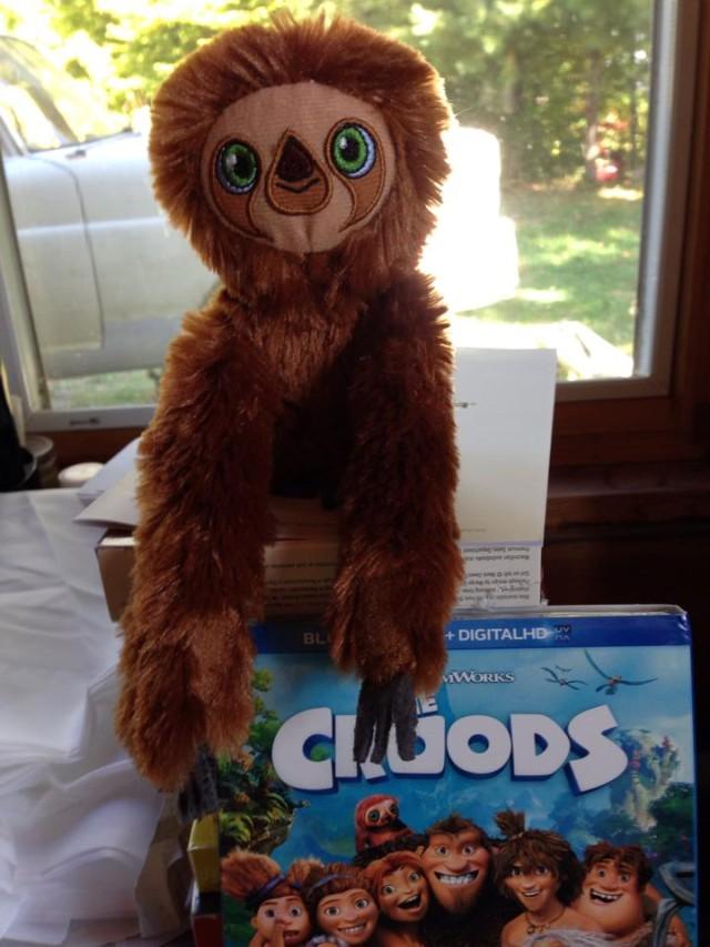 The Croods: Belt Plush Toy