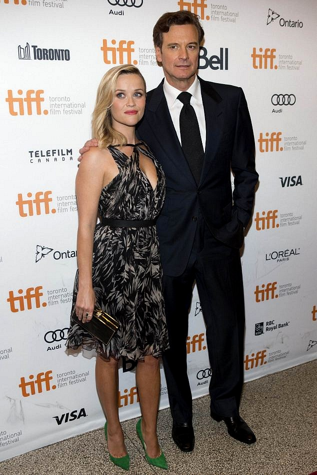 TIFF 2013: Devil's Knot - Reese Witherspoon, Colin Firth