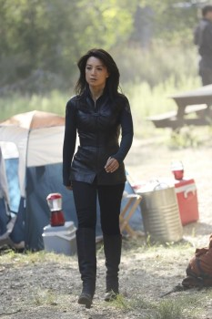 Agents of SHIELD: MING-NA WEN