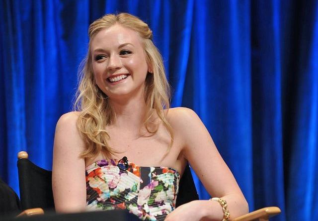 Emily Kinney of The Walking Dead