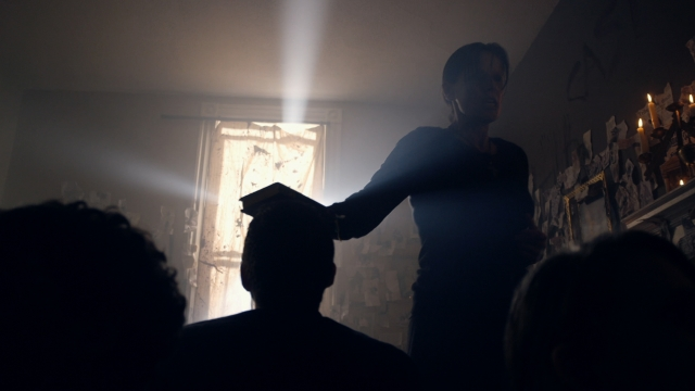 Paranormal Witness: Bill is suckered into arriving during an exorcism