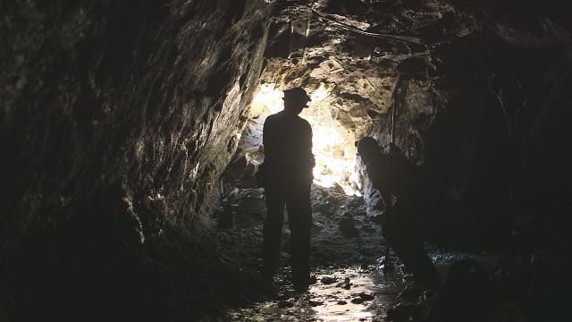 Ghost Mine: Latest mine opening