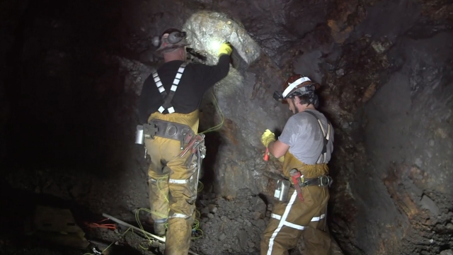 Ghost Mine: The guys find something unexpected