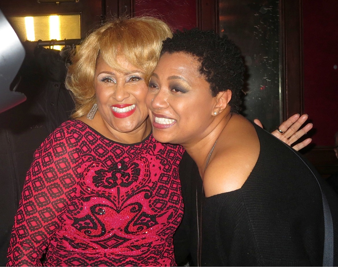 Darlene Love and Lisa Fischer