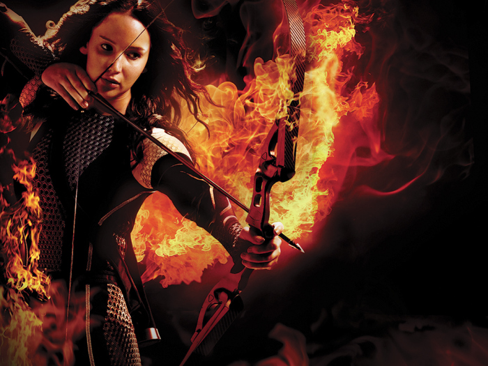 Box Office: Catching Fire, Frozen Lead Thanksgiving Weekend