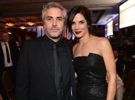 Alfonso Cuaron Sandra Bullock DGA