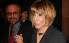 Cynthia Weil and Barry Mann